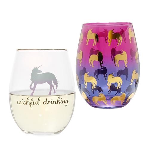 Best Unicorn Wine Glasses
